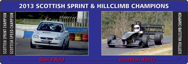 Images of scottish sprint and hillclimb champions